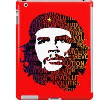 Che Guevara Revolution iPad Case/Skin