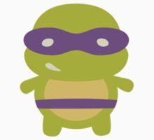 Donatello Kawaii Teenage Mutant Ninja Turtle by geraldbriones