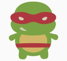 Raphael Kawaii Teenage Mutant Ninja Turtle by geraldbriones
