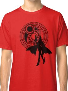 Umbra Witch Seal Bayonetta Silhouette Classic T-Shirt