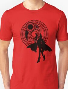 Umbra Witch Seal Bayonetta Silhouette T-Shirt