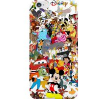 Disney Collage iPhone Case/Skin