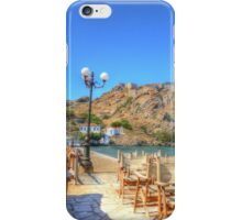 A Beautiful Day on the Island HDR iPhone Case/Skin