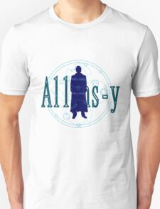 Tenth Doctor and his legacy T-Shirt