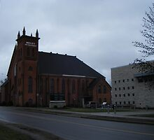 rule of thirds- church life by ianbad