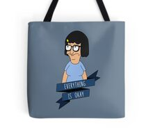 Everything Is Okay - Color Tote Bag