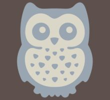 Dusk Pastels Owl Kids Clothes
