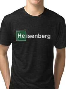 Breaking Bad Heisenburg Tri-blend T-Shirt