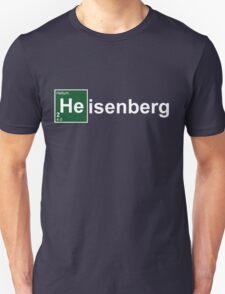 Breaking Bad Heisenburg Unisex T-Shirt