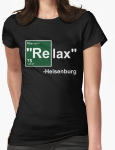Breaking Bad Relax Womens Fitted T-Shirt