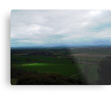 View From Haughmond Hill Metal Print
