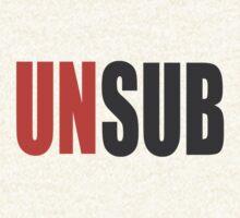 UNSUB Criminal Minds by gleekgirl