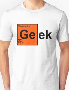 Geek Chemistry T-Shirt