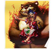 Annie? League of Draven Poster