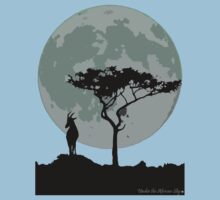 topi moonlit silhouette by Lauren Banks