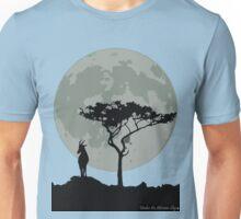 topi moonlit silhouette Unisex T-Shirt