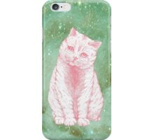 Pink Kitty iPhone Case/Skin