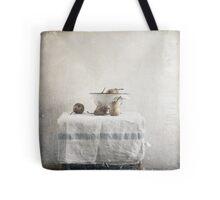 Pear Tarte Tatin for Supper Tote Bag