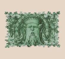 The Green Man by taiche