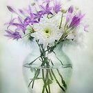 Floral fancies by Mandy Disher