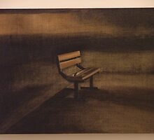 Bench by amoses