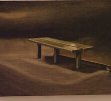 Bench 3 by amoses