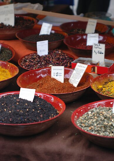 Spice Of Life  by Cassandra Burda