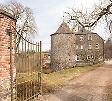 Rolley Castle near Bastogne, Belgium by Jeff Hathaway