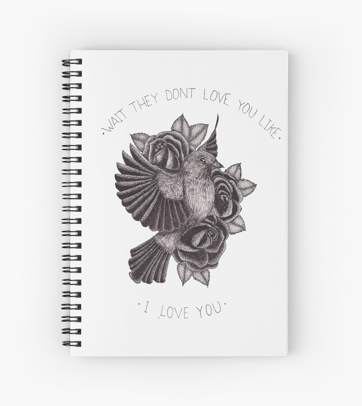 They Don't Love You by Bethany Dixon