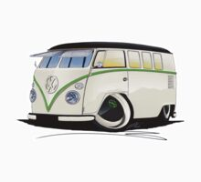 VW Splitty (11 Window) RB Kids Tee