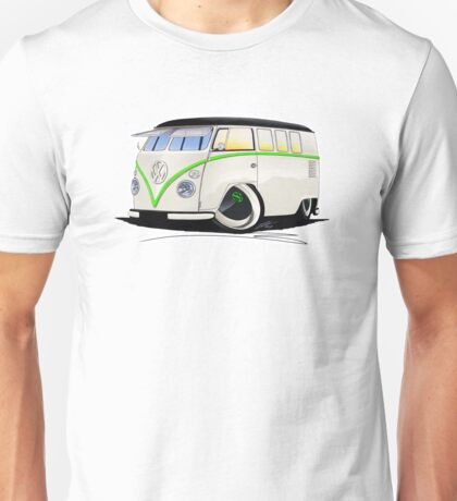 VW Splitty (11 Window) RB Unisex T-Shirt