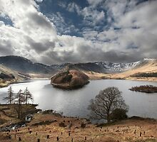 Highstreet Across Haweswater by SteveMG