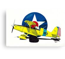 """Air Force Starduster"" Canvas Print"