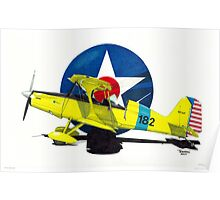 """Air Force Starduster"" Poster"