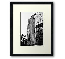 Frankfurt CityLights Framed Print