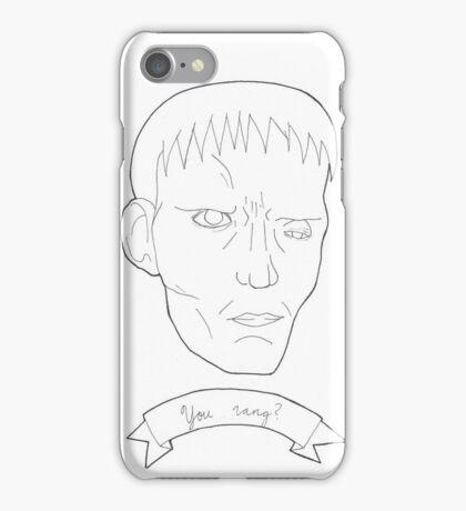 You Rang? iPhone Case/Skin