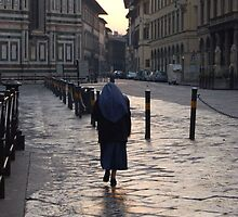 Italian Nun by MikeyLee