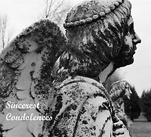 Sincerest Condolences (Card) by Lynn Armstrong
