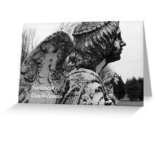 Sincerest Condolences (Card) Greeting Card