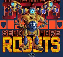 The humans are DEAD, Send more ROBOTS! by Ragtime Mouse