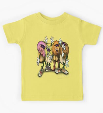 Cupcake Dance Kids Clothes