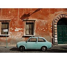 Italian Car Photographic Print