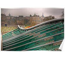 Green, Green Glass Poster