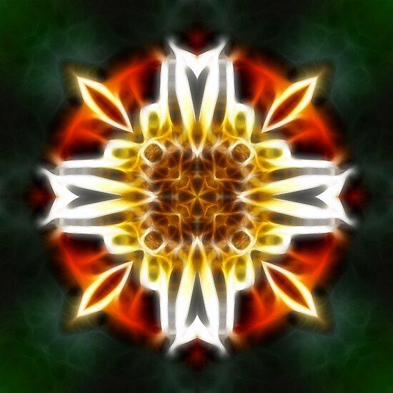 Mandala 22 by Ra12