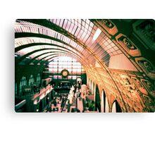 Orsay museum, Paris Canvas Print