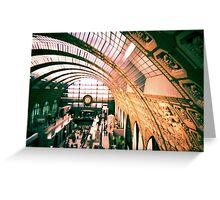 Orsay museum, Paris Greeting Card