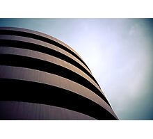 Spinning architecture Photographic Print