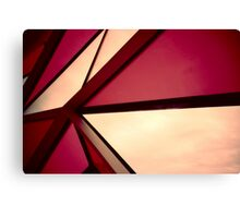 Abstract in Paris Canvas Print