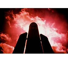 Space oddity Photographic Print