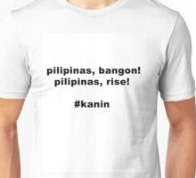 Pilipinas Rise! Unisex T-Shirt